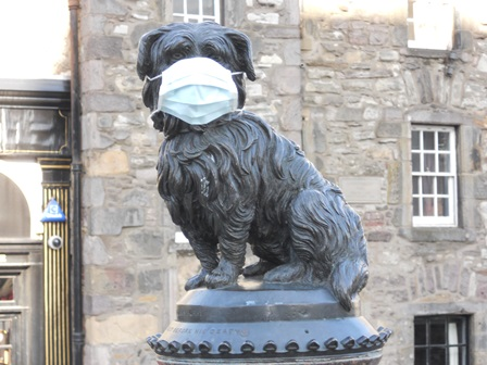 Lockdown Greyfriars Bobby